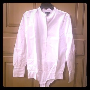 Jcrew cotton bodysuit